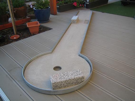 miniBilliard minigolf